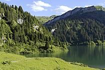 Lac de Saint Guérin, Beaufortain, Alpes, ref ab071477LE