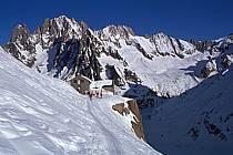 Refuge du Requin, Massif du Mont Blanc, Haute-Savoie, ref ae0386-03GE