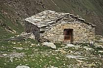 Ferme d'alpage, Grand Paradis, Alpes, ref ae0606-22LE