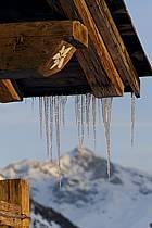 Glaçons, La Rosière, Savoie, Alpes, ref ae060604LE