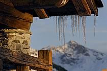 Glaçons, La Rosière, Savoie, Alpes, ref ae060605LE