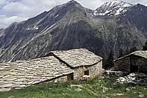 Ferme d'alpage, Grand Paradis, Alpes, ref ae0607-21LE