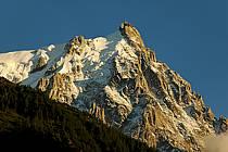 Aiguille du Midi, Massif du Mont Blanc, Haute-Savoie, Alpes, ref ba042096LE