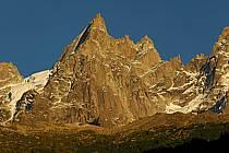 Aiguille du Peigne, Massif du Mont Blanc, Haute-Savoie, Alpes, ref ba042097LE