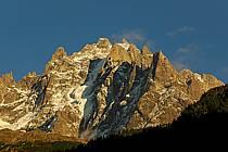 Aiguille du Plan, Massif du Mont Blanc, Haute-Savoie, Alpes, ref ba042098LE