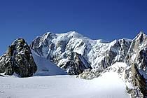 Mont-Blanc, Mont Maudit, Massif of Mont-Blanc, Alpes, ref ba050860GE