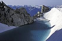 Col du Géant, Massif du Mont Blanc, Haute-Savoie, Alpes, ref ba2885-05LE