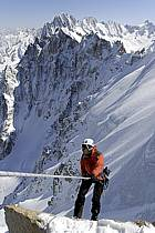 Aiguille du Midi, Massif du Mont Blanc, Haute-Savoie, ref bb061234GE