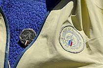 Médaille et écusson des Guides de Chamonix, Alpes, ref bb062940LE