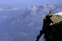 Aiguille du Goûter, Massif of Mont-Blanc, Haute-Savoie, Alpes, ref bb2514-19GE