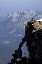 Aiguille du Goûter, Massif of Mont-Blanc, Haute-Savoie, Alpes, ref bb2514-23GE