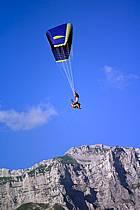 Paragliding acrobatic, Annecy, Haute-Savoie, ref cc2481-16GE
