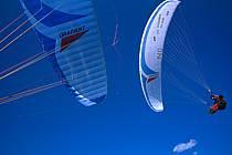 Paragliding acrobatic, Annecy, Haute-Savoie, ref cc2500-06GE