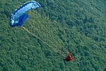 Paragliding acrobatic, Annecy, Haute-Savoie, ref cc2535-27GE