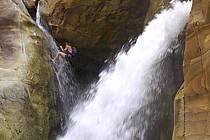 Canyoning, Canyon de Mujib, ref cd070666GE