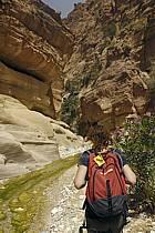 Randonnée en canyon, Canyon de Gweir, ref cd070888GE