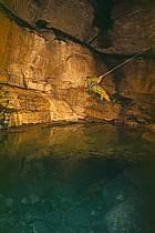 Grotte de La Diau, Parmelan, Haute-Savoie, ref ce0705-06GE
