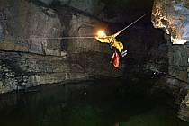 Grotte de La Diau, Parmelan, Haute-Savoie, ref ce0707-07GE