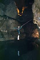 Grotte de La Diau, Parmelan, Haute-Savoie, ref ce0707-16GE