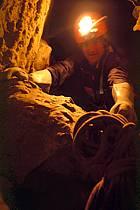 Grotte de La Diau, Parmelan, Haute-Savoie, ref ce2552-20GE