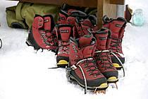 Chaussures d'alpinisme, ref cg060763LE