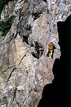La Montée au Ciel, Aussoix, Maurienne, ref cj2095-13GE
