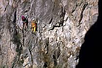 La Montée au Ciel, Aussoix, Maurienne, ref cj2095-27GE
