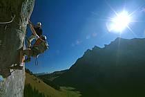 Via Ferrata des Aravis, Haute-Savoie, Alpes, ref cj2574-30GE