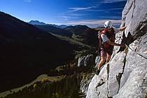 Via Ferrata des Aravis, Haute-Savoie, Alpes, ref cj2575-03GE