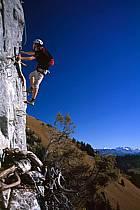 Via Ferrata des Aravis, Haute-Savoie, Alpes, ref cj2575-15GE