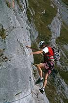 Via Ferrata des Aravis, Haute-Savoie, Alpes, ref cj2575-33GE