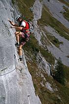 Via Ferrata des Aravis, Haute-Savoie, Alpes, ref cj2575-34GE