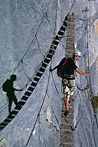 Via Ferrata des Aravis, Haute-Savoie, Alpes, ref cj2576-04GE