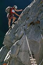 Via Ferrata des Aravis, Haute-Savoie, Alpes, ref cj2576-25GE