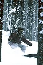 Skiing, Les Arcs, Savoie, Alpes, ref da070110GE