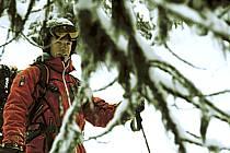 Skiing, Les Arcs, Savoie, Alpes, ref da070114GE