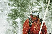 Skiing, Les Arcs, Savoie, Alpes, ref da070121GE