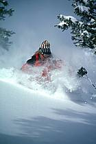 Ski-freeride, Jackson Hole, Wyoming, ref da2000-24GE