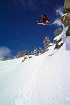 Ski-freeride, Jackson Hole, Wyoming, ref da2001-03GE