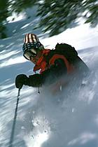 Ski-freeride, Jackson Hole, Wyoming, ref da2001-25GE