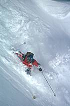 Ski-freeride, Jackson Hole, Wyoming, ref da2008-09GE