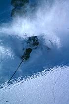 Ski-freeride, Jackson Hole, Wyoming, ref da2009-23GE