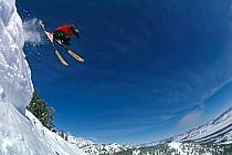 Ski-freeride, Teton Pass, Wyoming, ref da2011-09GE