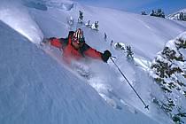 Ski-freeride, Teton Pass, Wyoming, ref da2015-14GE