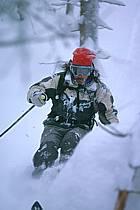 Ski-freeride, La Clusaz, Haute-Savoie, ref da2122-29GE