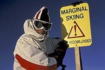 Ski-freeride, Lake Louise, Alberta, ref da2371-27GE