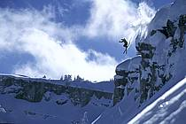 Ski-freeride, Grand Targhee, Wyoming, ref da2935-35GE