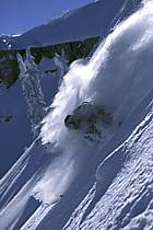 Ski-freeride, Grand Targhee, Wyoming, ref da2936-30GE