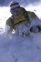 Ski-freeride, Grand Targhee, Wyoming, ref da2937-05GE