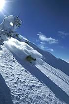 Ski-freeride, Grand Targhee, Wyoming, ref da2938-12GE